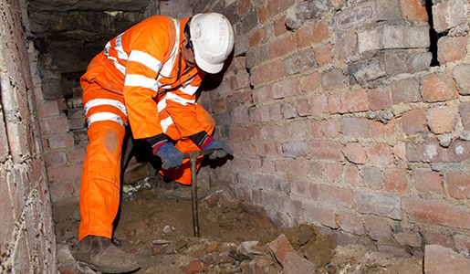 Geocore domestic and commercial subsidence investigations