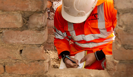 Geocore domestic subsidence investigations UK