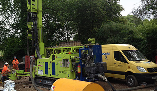 Comacchio MC900GT Geocore specialists UK